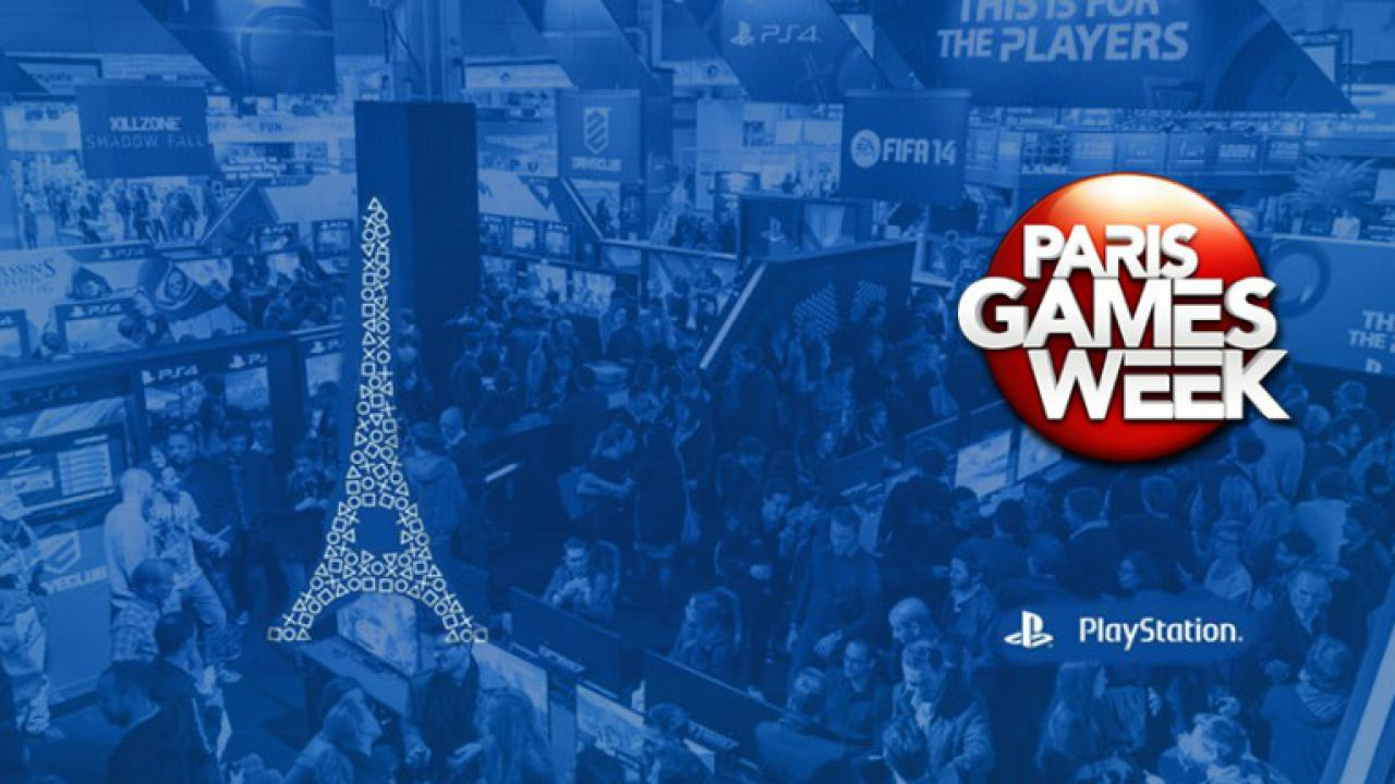 Sony si prepara e svelare le proprie carte alla Paris Games Week