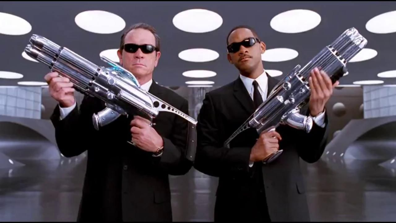 'Men in Black', in arrivo lo spin-off