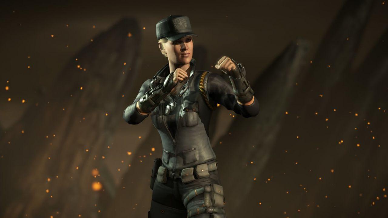 Sonya Blade dovrebbe essere nel cast di personaggi di Mortal Kombat