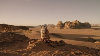 Sopravvissuto - The Martian: online una nuova clip sugli effetti speciali
