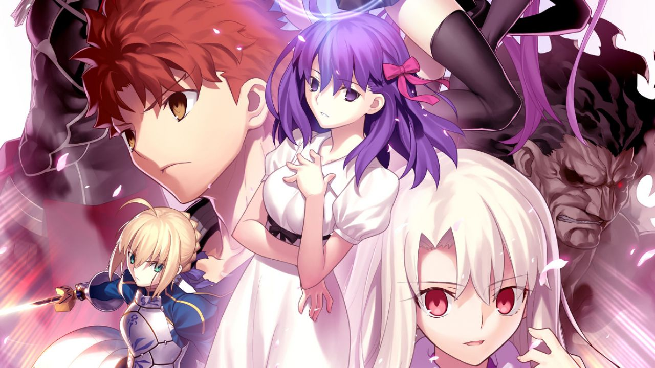 Sorpresa per i fan di Fate/Stay Night Heaven's Feel III, trailer e data di uscita del film