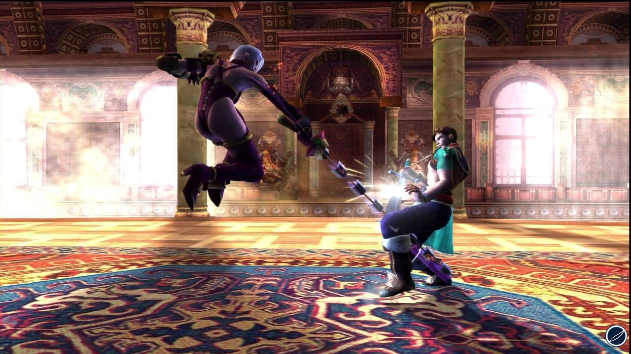 Soul Calibur II HD Online: un video per Nightmare contro Ivy