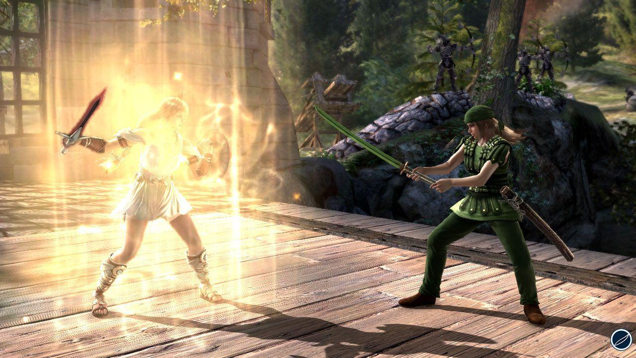 Soul Calibur: Lost Swords, confermati altri tre personaggi