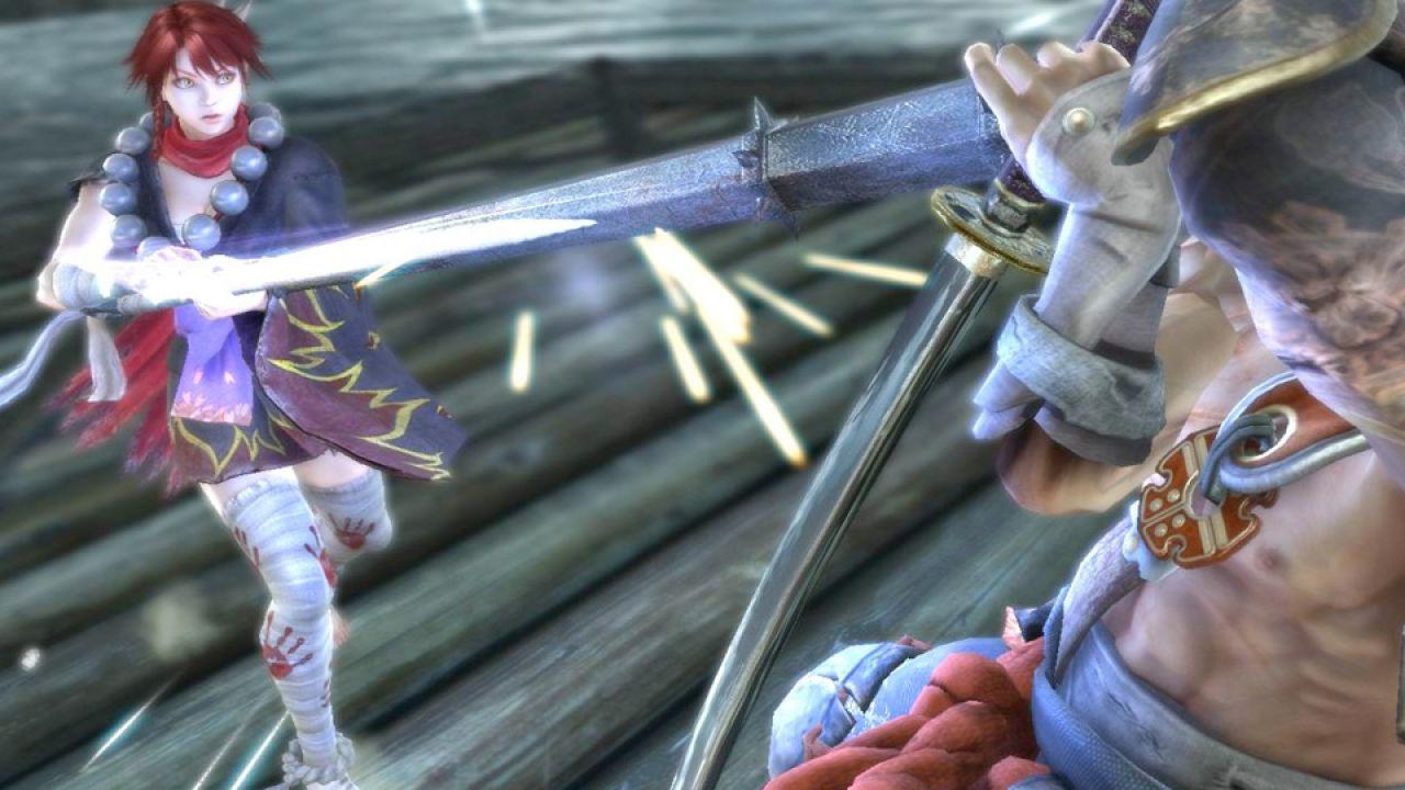 Soul Calibur: la taglia di seno delle lottatici segue uno schema preciso