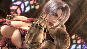 SoulCalibur IV in demo sul Live