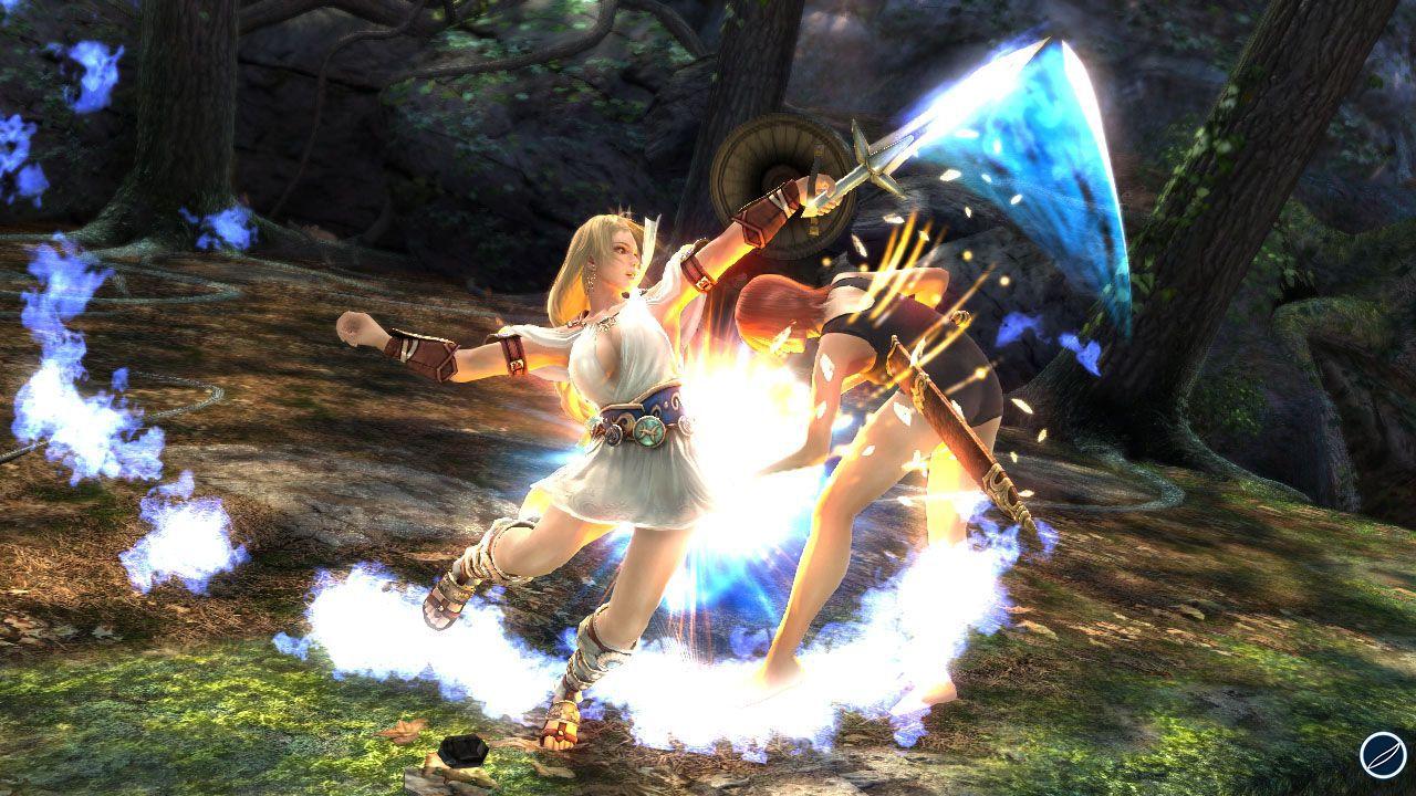 SoulCalibur: Lost Swords, lancio europeo in primavera