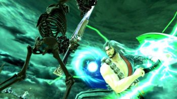 Soulcalibur: Unbreakable Soul, trailer di debutto