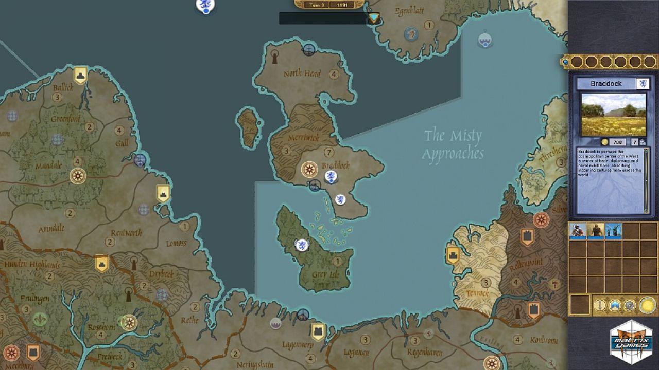 Sovereignty Crown of Kings disponibile ora su Steam tramite accesso anticipato