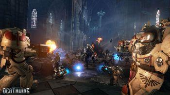Space Hulk: Deathwing, nuove immagini del gioco
