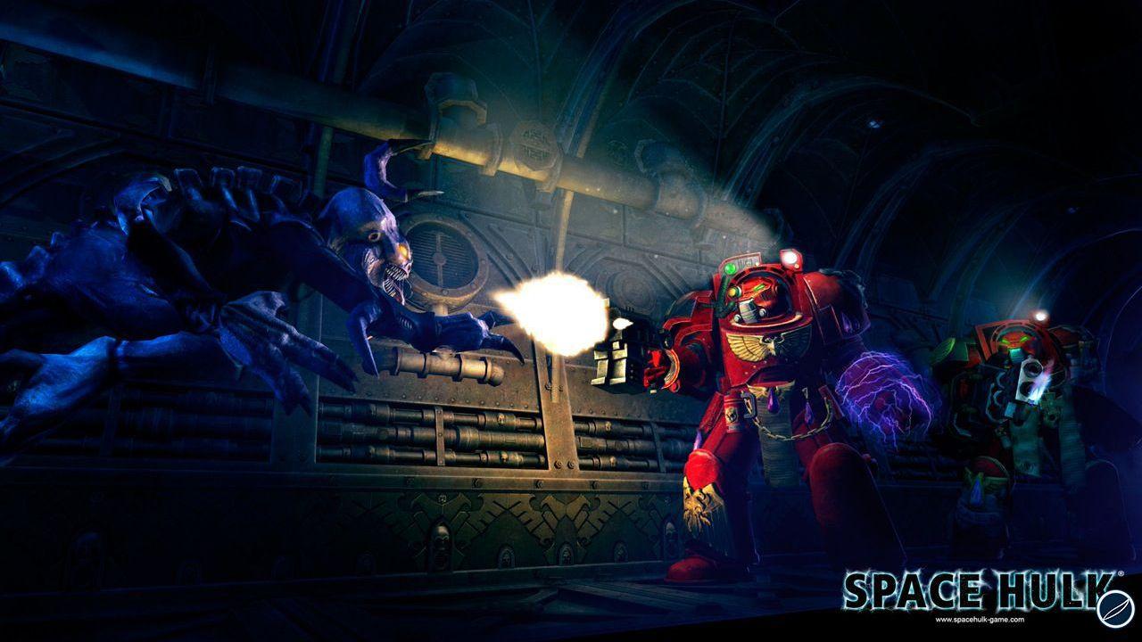 Space Hulk: disponibile la modalità cooperativa