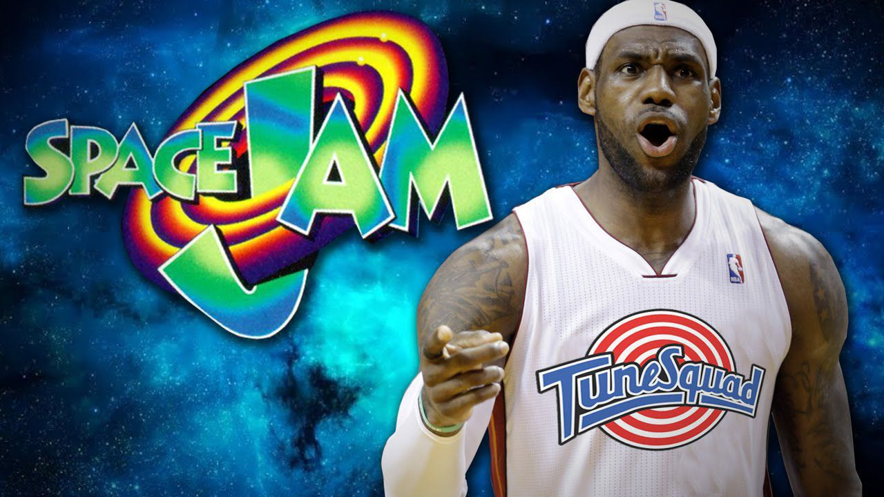 Space Jam 2: video dal set del sequel con protagonista LeBron James