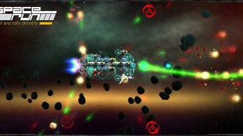 Space Run annunciato per PC: trailer e immagini