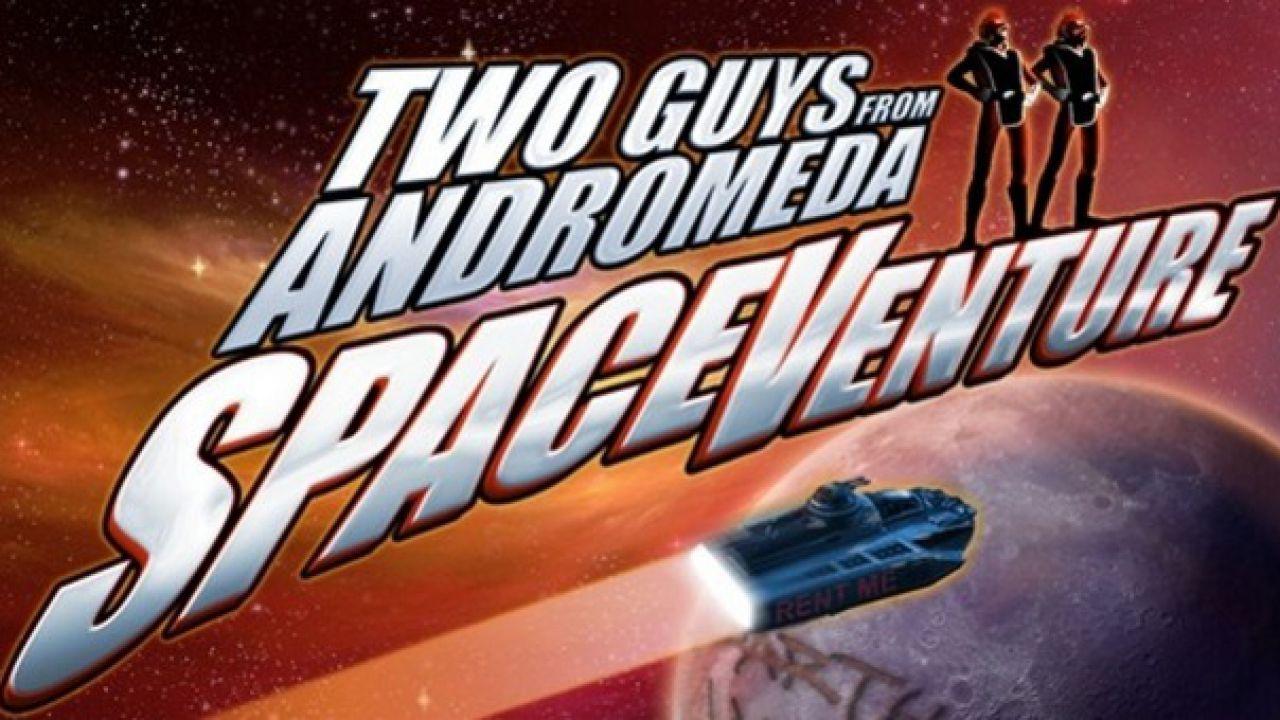 SpaceVenture di Two Guys from Andromeda è ora prenotabile online