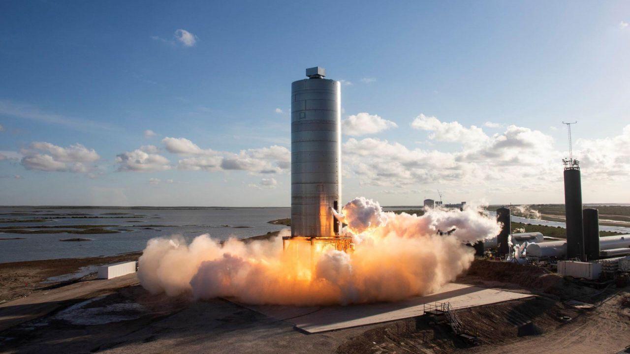SpaceX pianifica il volo del prototipo Starship questo weekend
