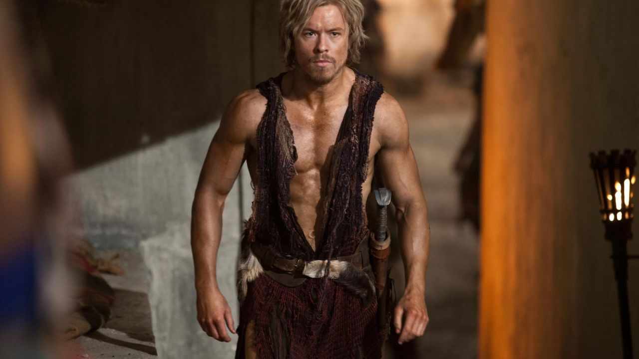 Spartacus: War of the Damned, tour dal set dell'ultima stagione della serie Starz