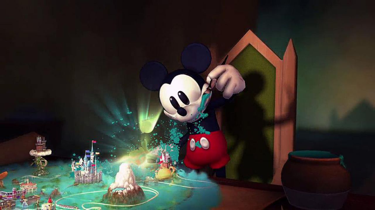 Spector vorrebbe ancora portare il primo episodio di Epic Mickey su Xbox 360 e PS3