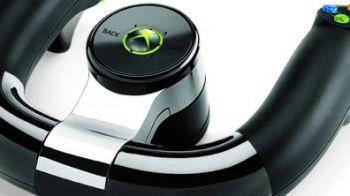 Speed Wheel: nuove immagini del volante Microsoft