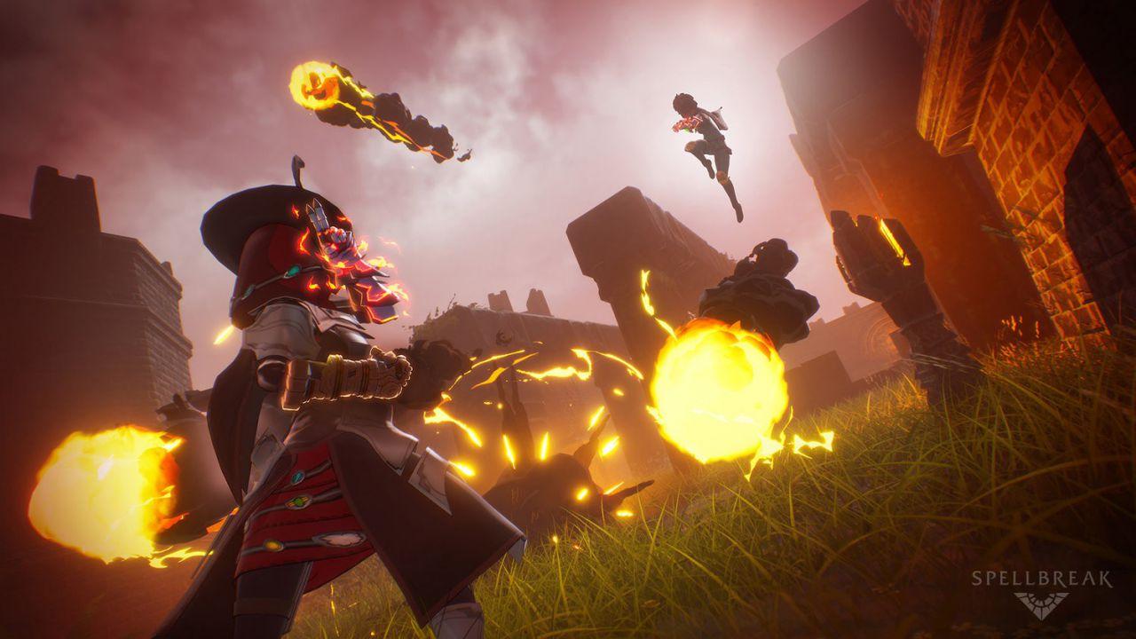 Spellbreak: Proletariat ha annunciato l'inizio della Closed Beta su PS4