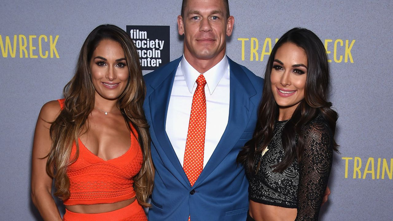 Spiacenti, John Cena non è più disponibile: si è sposato in segreto, scoprite con chi!
