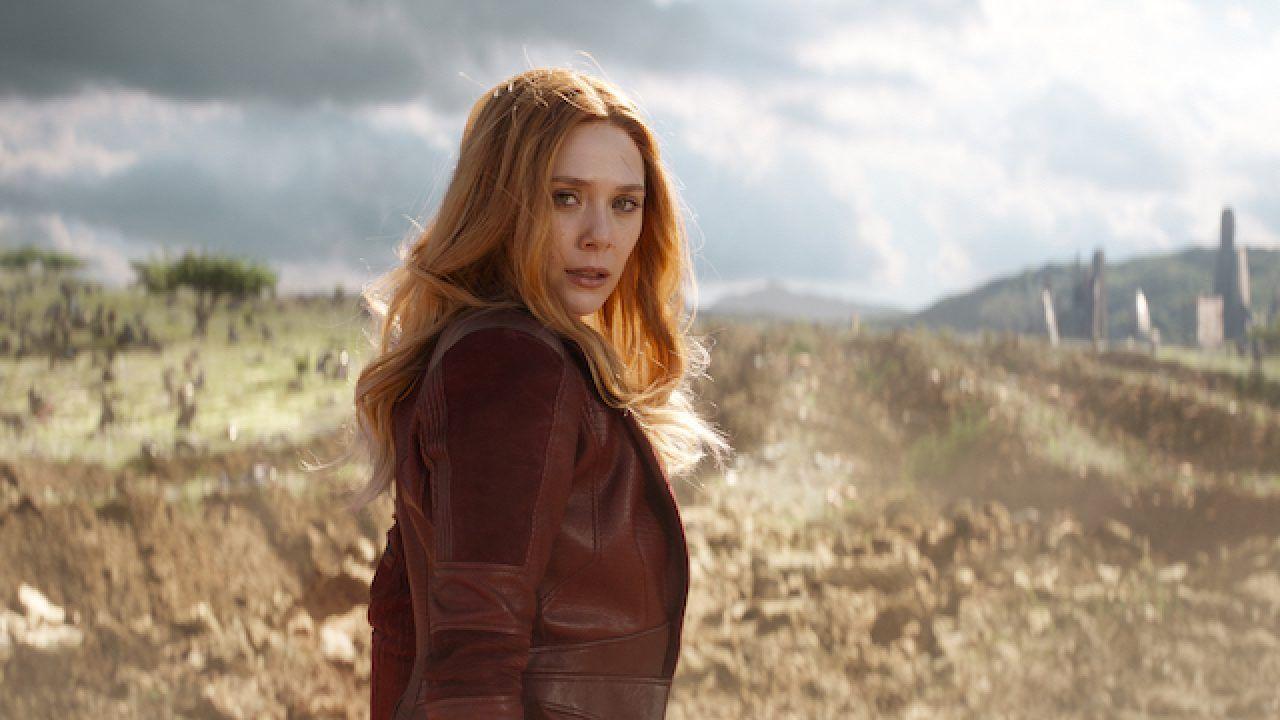 Spider-Man 3, ci sarà anche Scarlet Witch? Elizabeth Olsen: 'Sperateci!'