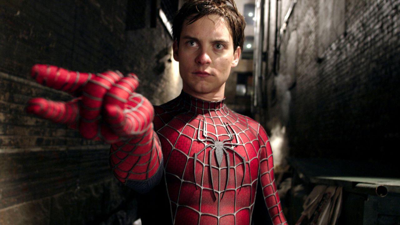 Spider-Man 3, Tobey Maguire trend su Twitter: i fan si entusiasmano per il terzo film