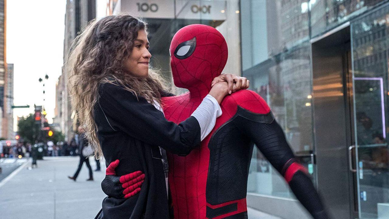 Spider-Man 3: Zendaya raggiunge Tom Holland ad Atlanta per le riprese