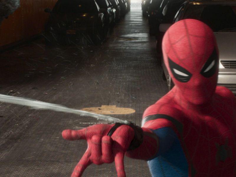 Spider-Man, arriva lo 'sparaigienizzante' che trae ispirazione dal personaggio Marvel