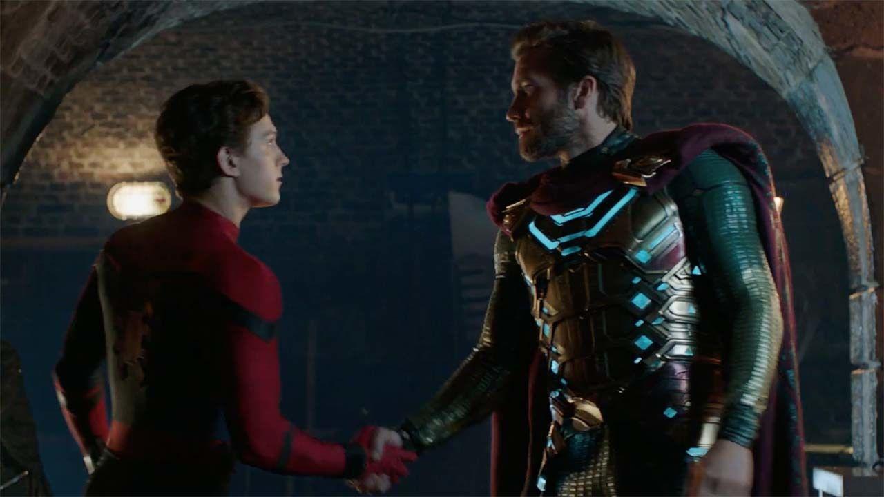 Spider-Man: Far From Home, il motivo della scelta d'inserire Mysterio nel film