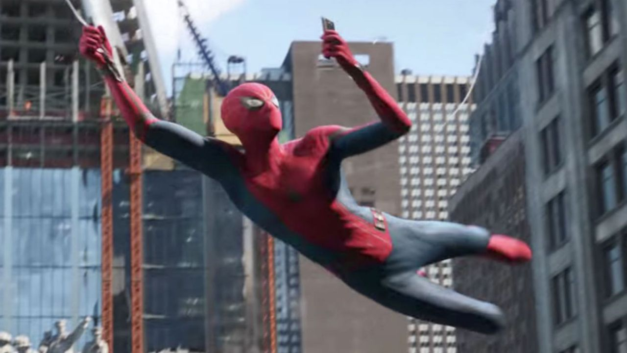 Spider-Man: Far From Home, una scena spettacolare tagliata dal film: scopritela