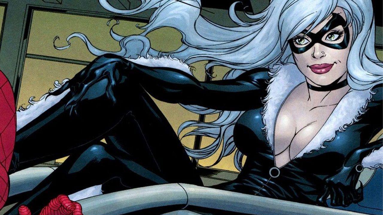 Spider-Man: la Gatta Nera in un cosplay favoloso di Enji Night