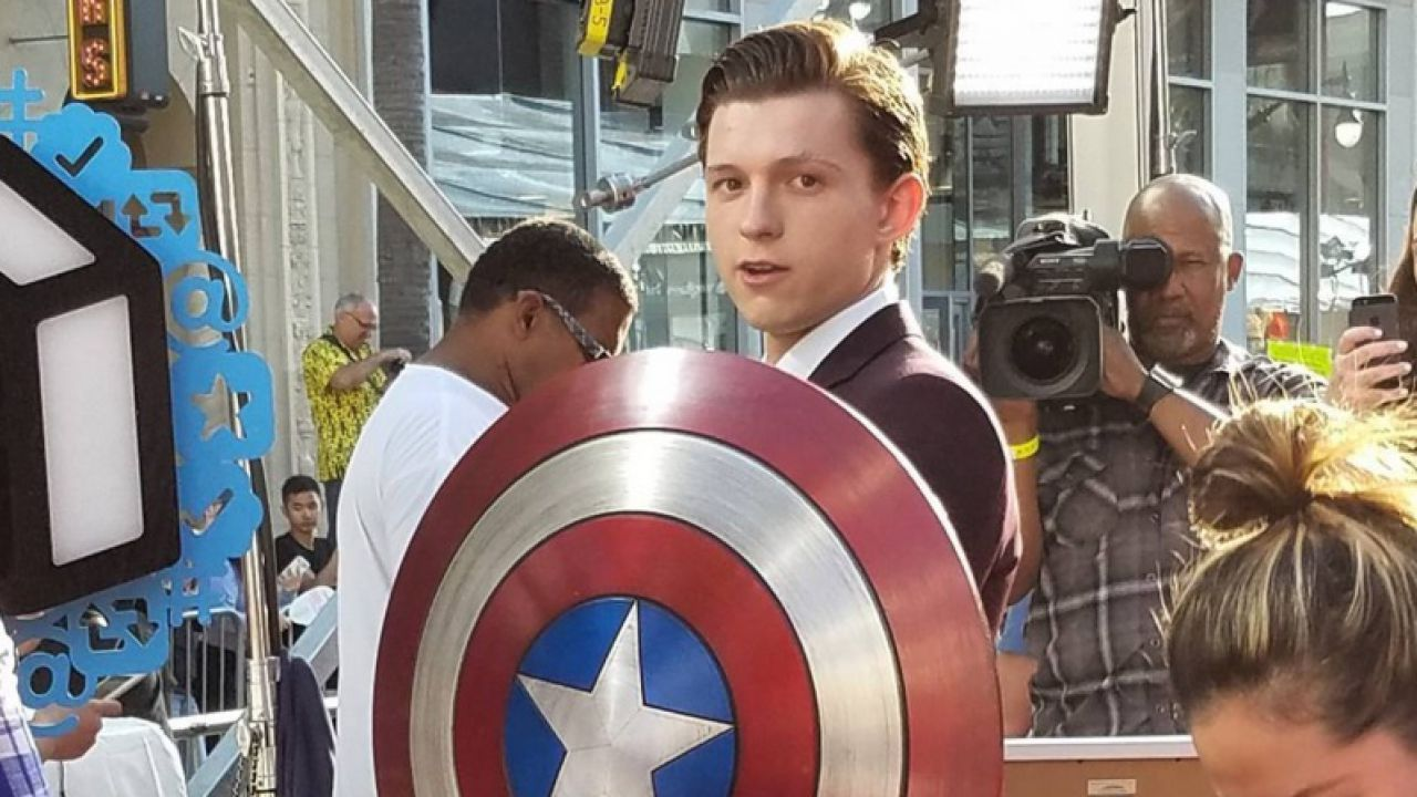 Spider-Man, guardate il provino originale di Tom Holland per Captain America: Civil War!