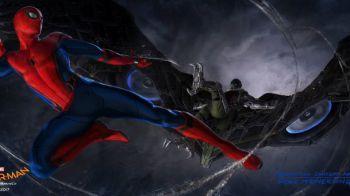 Spider-Man: Homecoming, ecco l'Avvoltoio