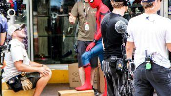 Spider-Man: Homecoming, nuove foto e novità
