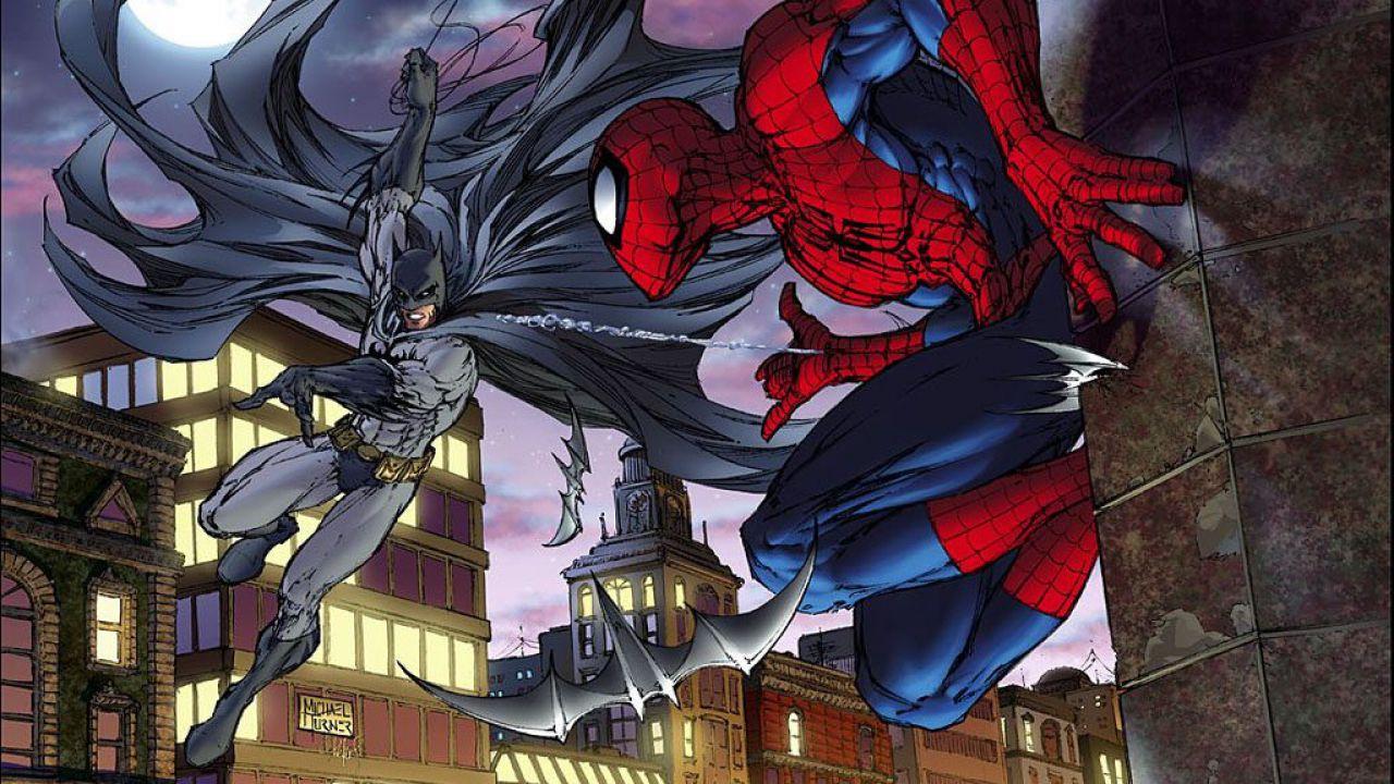 Spider-Man incontra Batman: i doppiatori italiani danno voce ad un storia crossover
