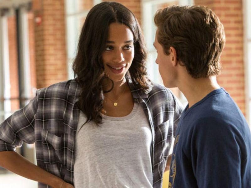 Spider-Man, Laura Harrier era convinta che Zendaya le avesse rubato il ruolo