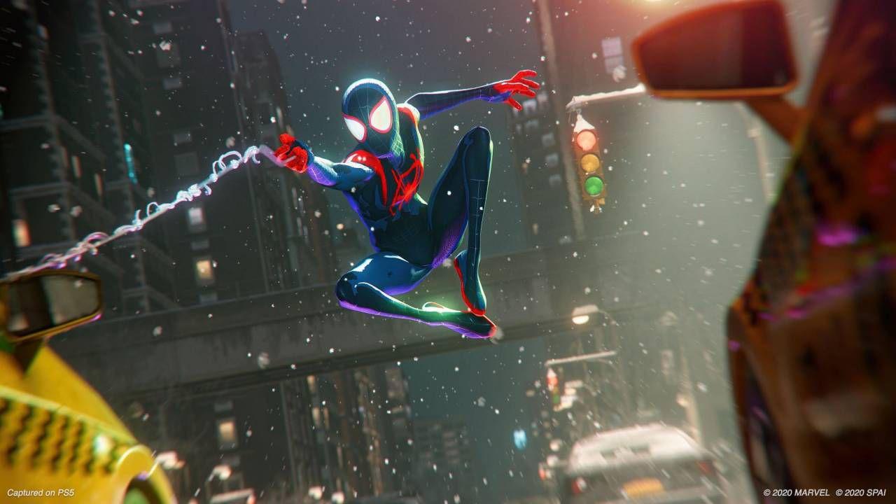 Spider-Man Miles Morales: come cambiare l'ora del giorno