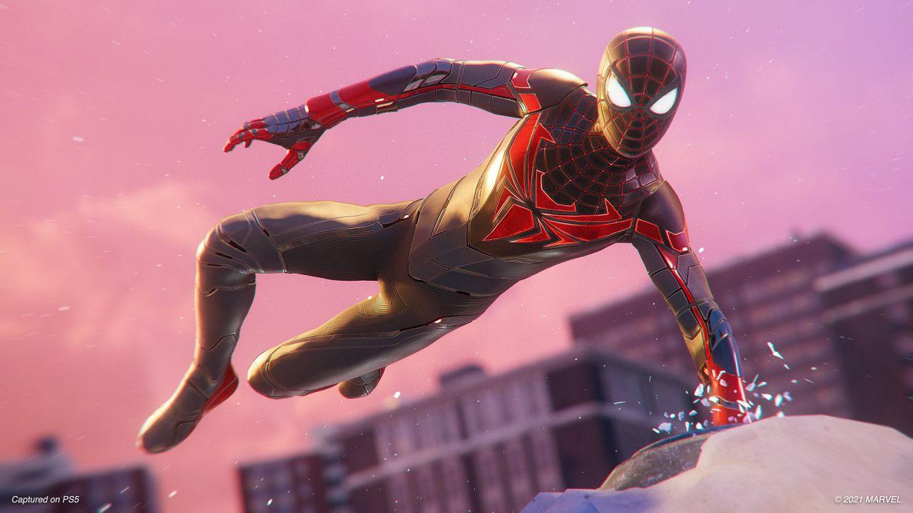 Spider-Man Miles Morales: nuova patch con skin gratis ed effetto grafico esclusivo per PS5