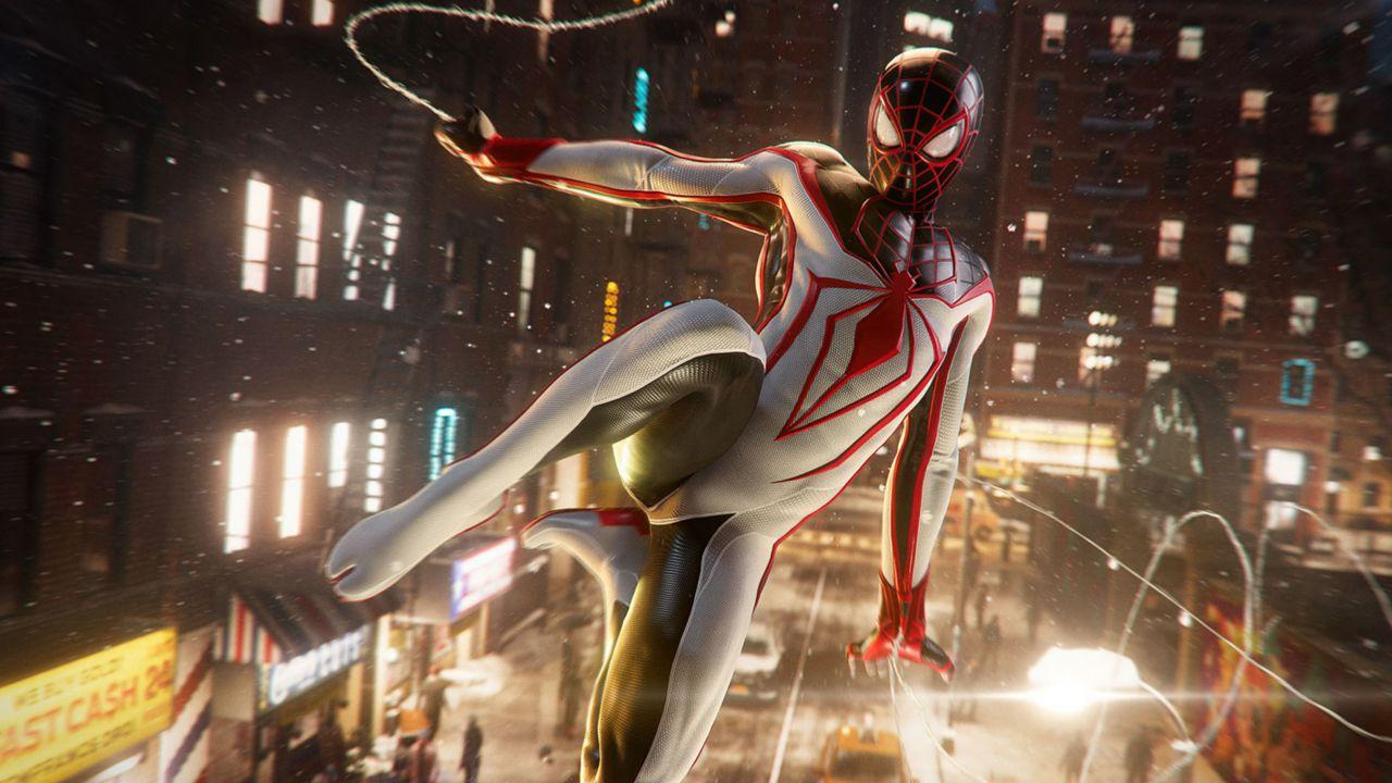 Spider-Man Miles Morales su PS5: supporto al DualSense e modalità 4K/60fps nel dettaglio
