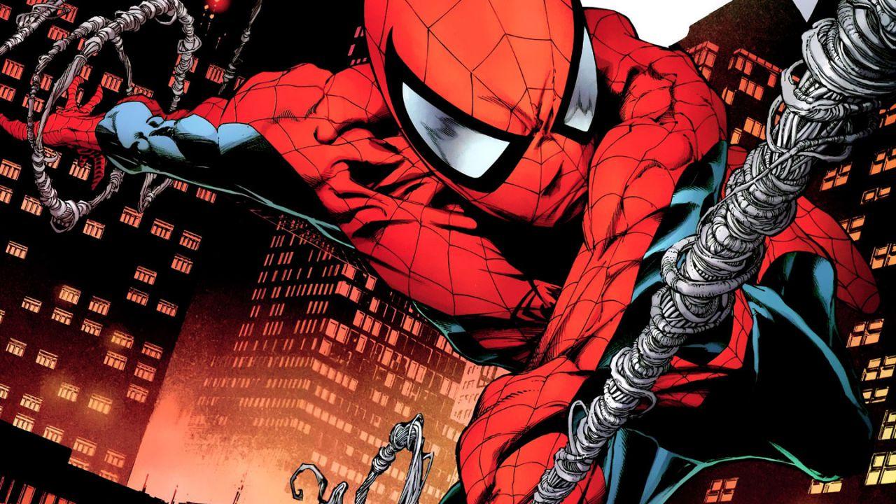Spider-Man: ecco la nuova splendida cover firmata da Joe Quesada