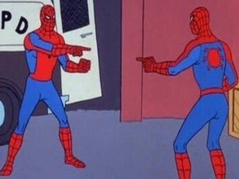 Spider-Man, il nuovo Funko Pop! riprende il meme più famoso