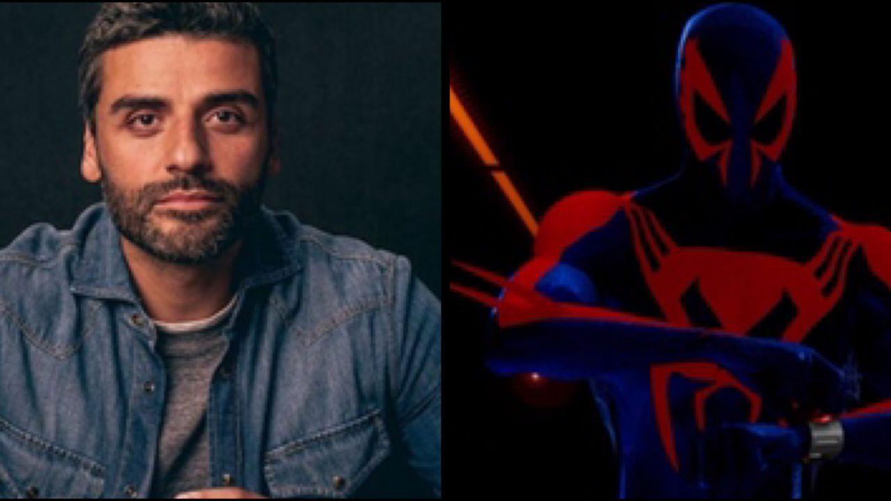 Spider-Man: Un Nuovo Universo 2, guardate le immagini con il Miguel O'Hara di Oscar Isaac