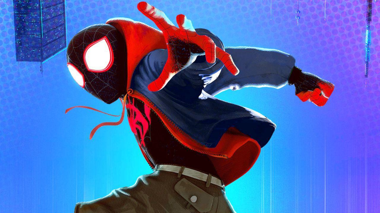Spider-Man: Un Nuovo Universo, un fan ricrea una scena cult del film!