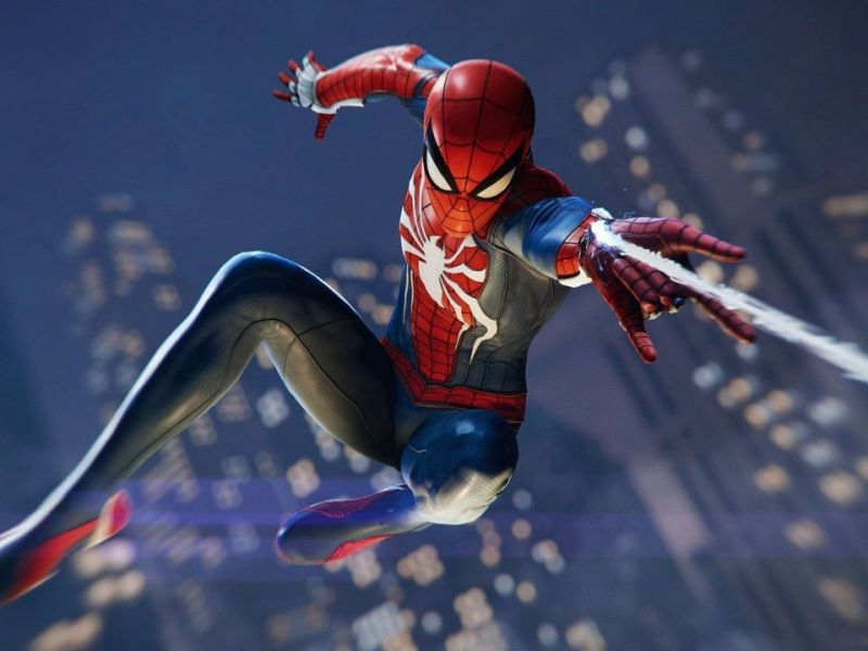 Spider-Man Remastered: The comparison between PS4 and PS5 shows the great work done