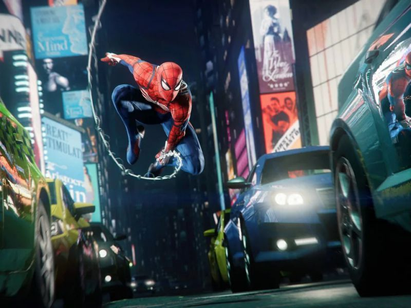 Spider-Man Remastered now supports the transfer of saves from PS4 to PS5