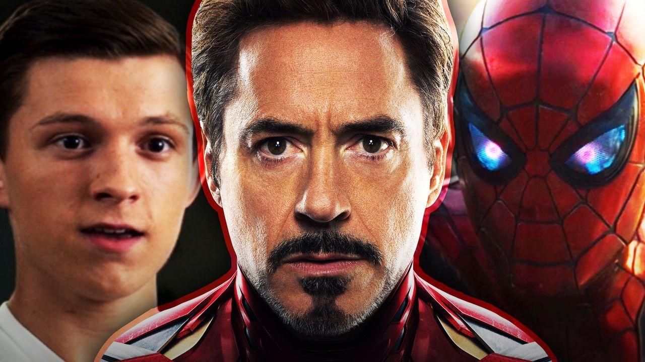 Spider-Man, Robert Downey Jr.: 'Spero che Tom Holland non interpreti Peter Parker a vita'