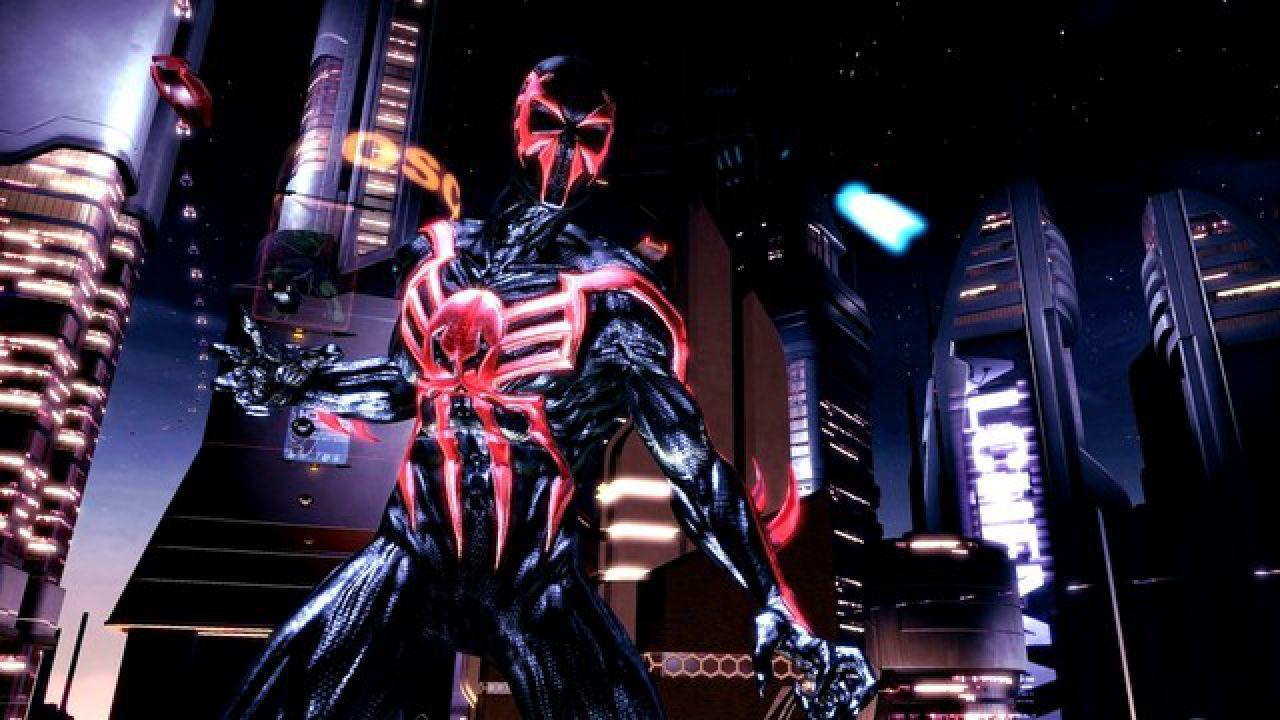 Spider-Man: Shattered Dimensions, immagini e nuovo video