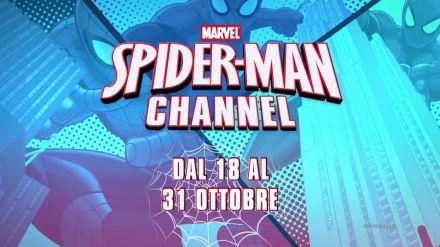 Spider-Man, un canale dedicato all'uomo ragno dal 18 al 31 ottobre su Sky