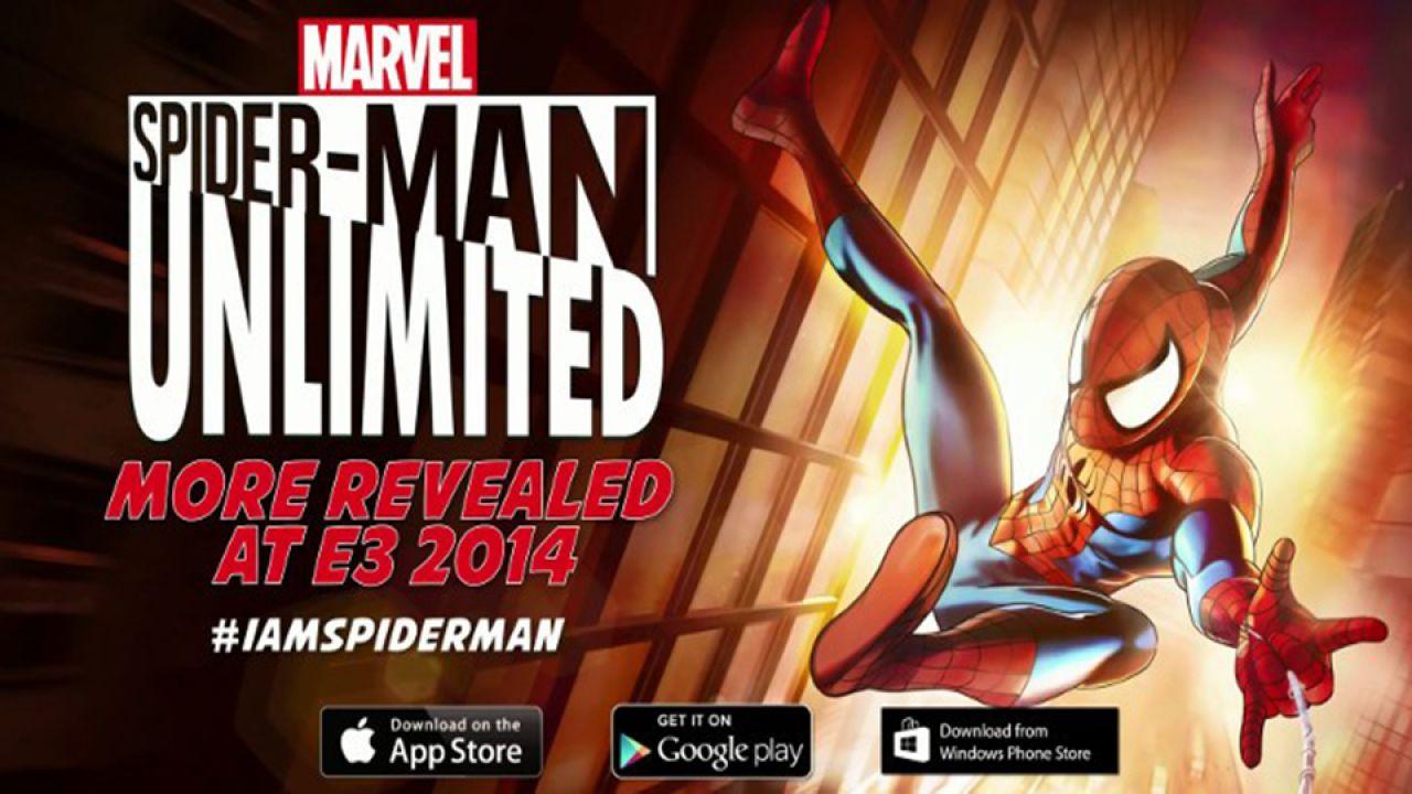 Spider-Man Unlimited: rilasciato un nuovo aggiornamento