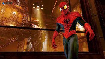 Spiderman The Edge of Time: un nuovo costume per l'uomo ragno!
