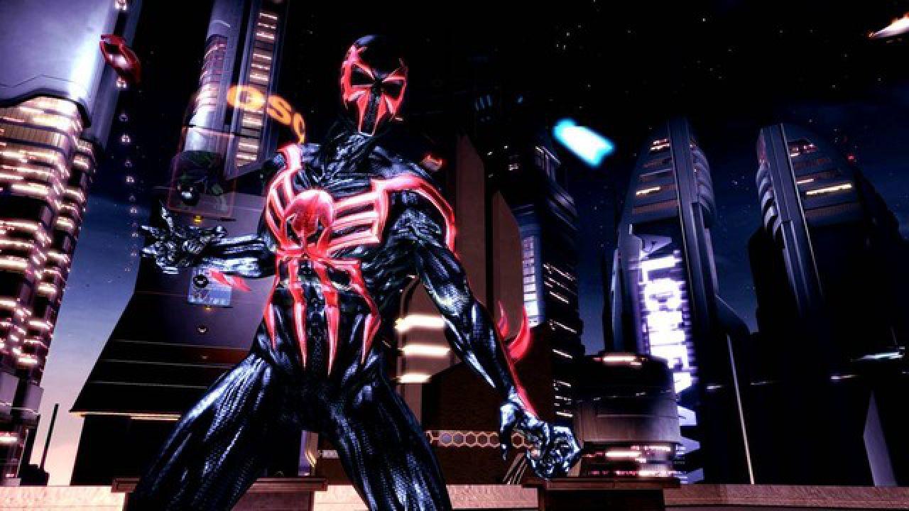 Spiderman The Edge of Time: scene di combattimento nel nuovo trailer